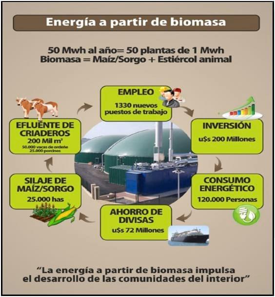 Una alternativa para el desarrollo regional y energético de Argentina