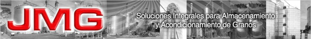 JMG Soluciones integrales para almacenamiento y acondicionamiento de granos