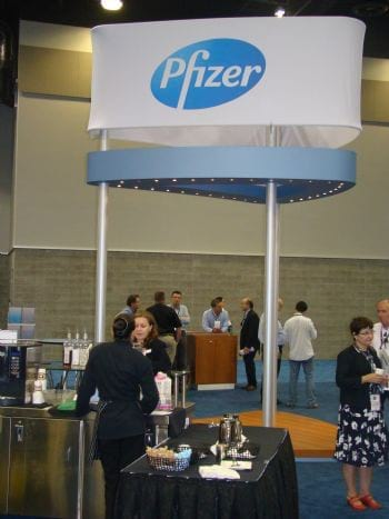 Pfizer+booth+at+IPVS+Congress+2010+