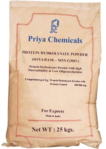 Protein Hydrolysate Powder (Soya Base)