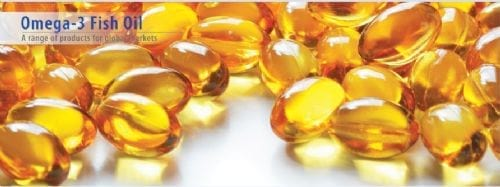 Omega 3 Fish Oil
