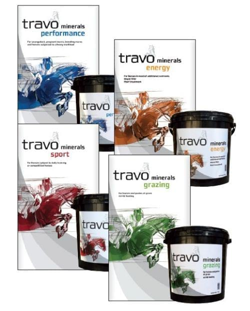 TRAVO MINERALS PERFORMANCE - FOR EQUINES