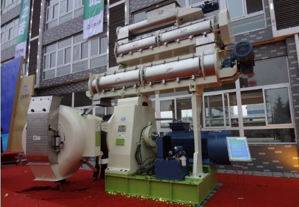 PELLET MILL SZLH1068