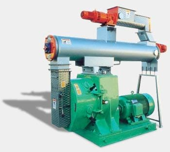 Aqua-type Pellet Mill Type B1