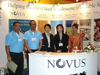 Novus International Pte., Ltd. - Various