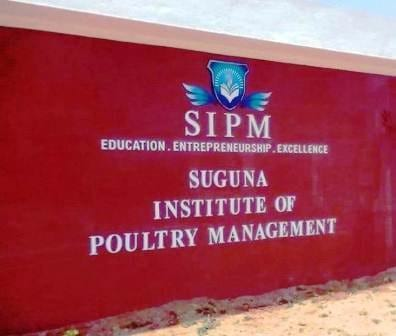 Suguna Institute of Poultry Management - Personales