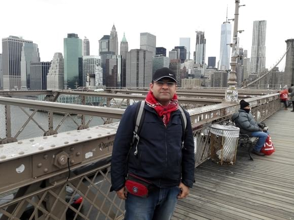 Brooklyn bridge walk - Events