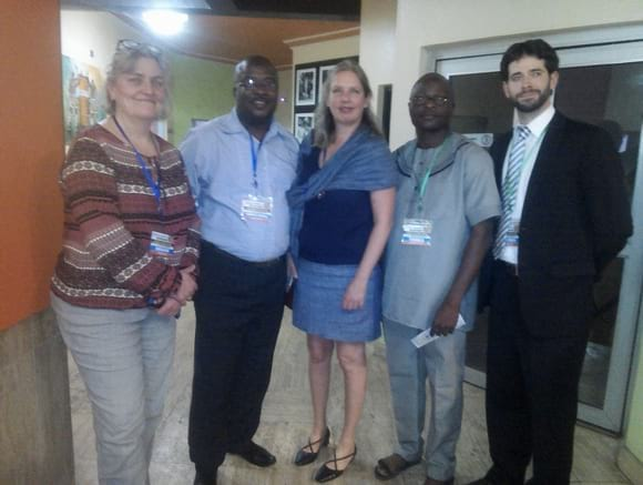 Workshop organised by USAID on the use of insect protein in the diet of poultry and fish - Clinical issues