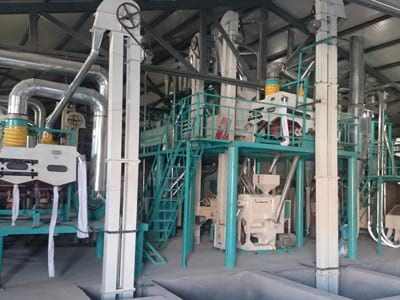 How To Effectively Solve The Plight Of China's Corn Processing Machine Development? - maize processing machinery