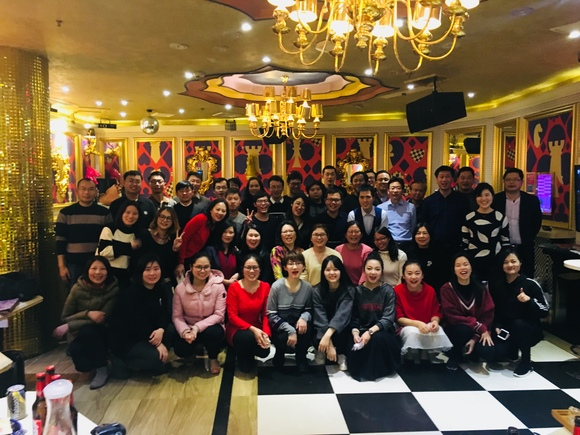 Shanghai ZHENG CHANG 2017 Annual Party - Clinical issues