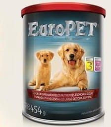 EUROPET - ALIMENTO COMPLEMENTARIO