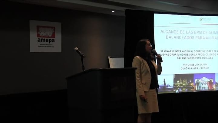 BPM de alimentos balanceados: Margarita Arreguin