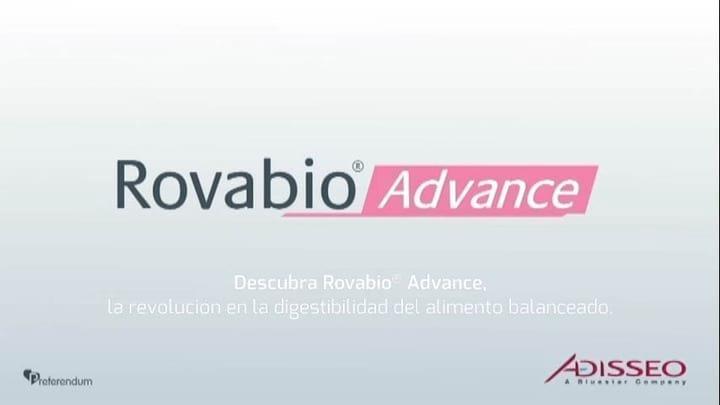 Rovabio Advance - La revolución en la digestibilidad del Alimento Balanceado