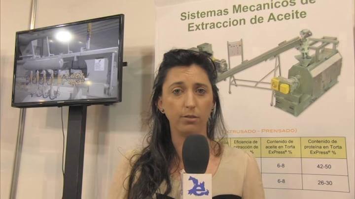 Agregando valor al afrecho de arroz, Belen Diaz Cisneros (Insta-Pro)
