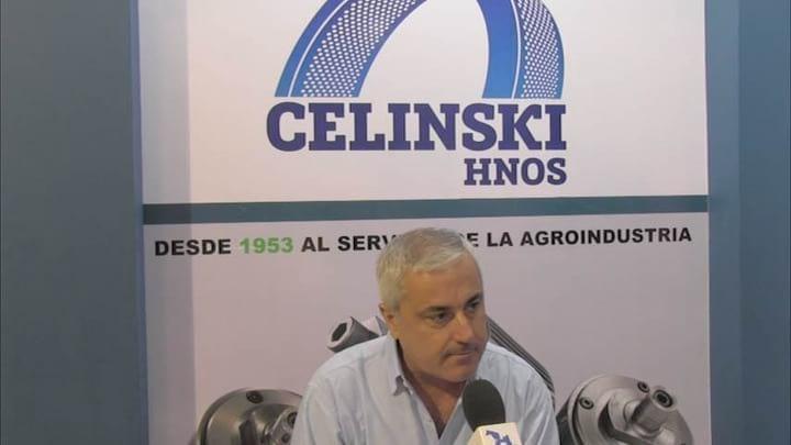 Control num�rico para fabricaci�n de matrices - Celinski Hnos