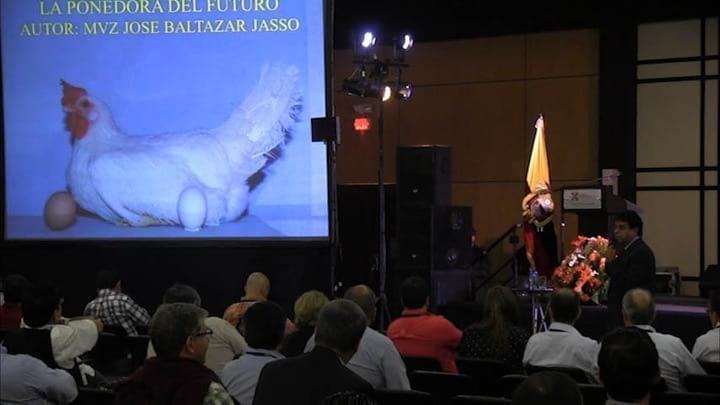 La Ponedora del futuro, Baltazar Jasso en CLA 2015