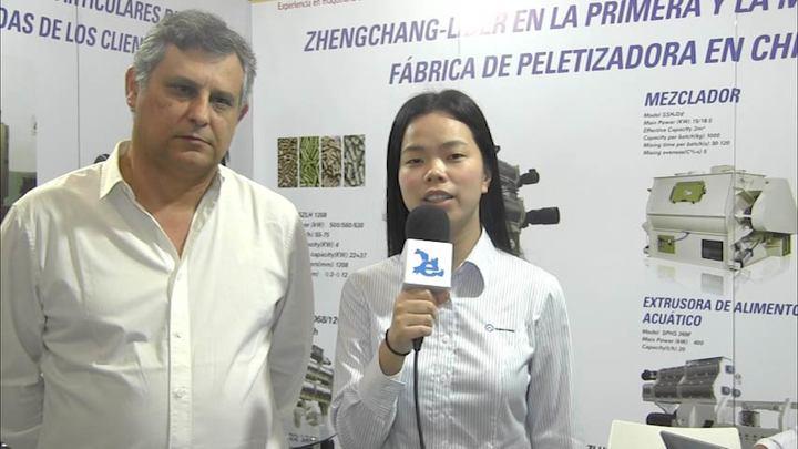 Plantas de Alimentos y servicios de Zheng Chang