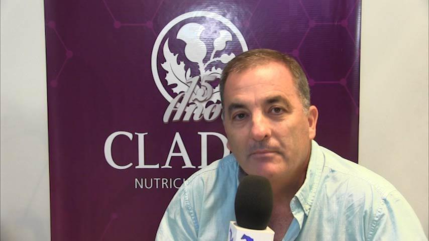 Enzimas Axtra: Lanzamiento en Argentina, Javier Quintar