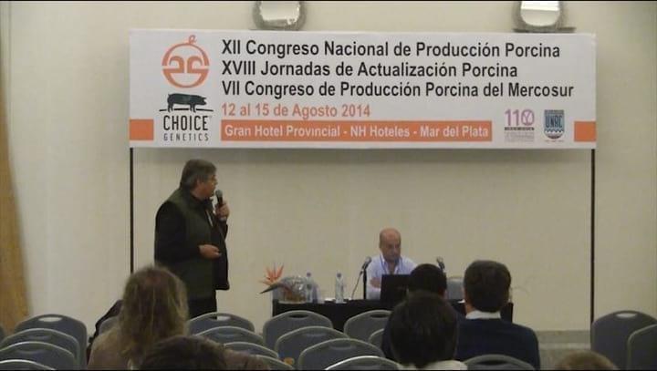 Porcinos: Tratamiento biol�gico de purines, Rodolfo Braun