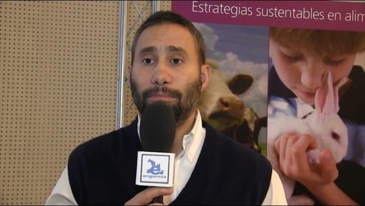 Levaduras vivas en cerdos: Cristian Meza (LFA Chile)