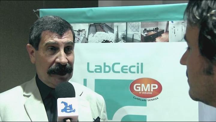 LabCecil: laboratorio tercerista en Motivar 2014. Daniel Schiano