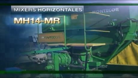 Mezclador Horizontal MH14-MR