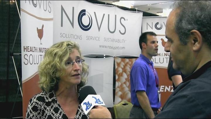 Principales Enzimas, habla Mercedes Vazquez(NOVUS)