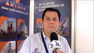 Molinos Azteca en el XII Congreso Centroamericano y del Caribe de Porcicultura