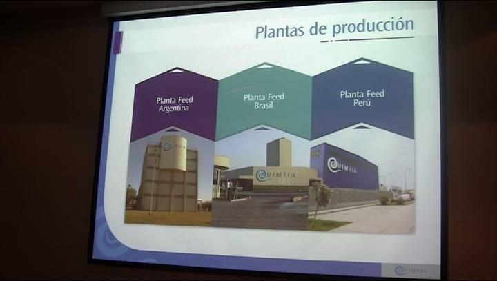 Presentaci�n de la nueva l�nea de productos de Quimtia: Nuvistart para cerdos