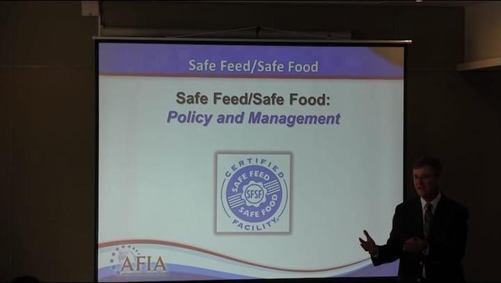 Pienso Seguro Alimento Seguro Reglas y Administracion: Henry Turlington