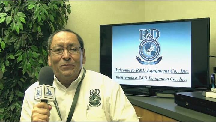 R&D Equipment a trav�s de los a�os. Video de Ralph Romero