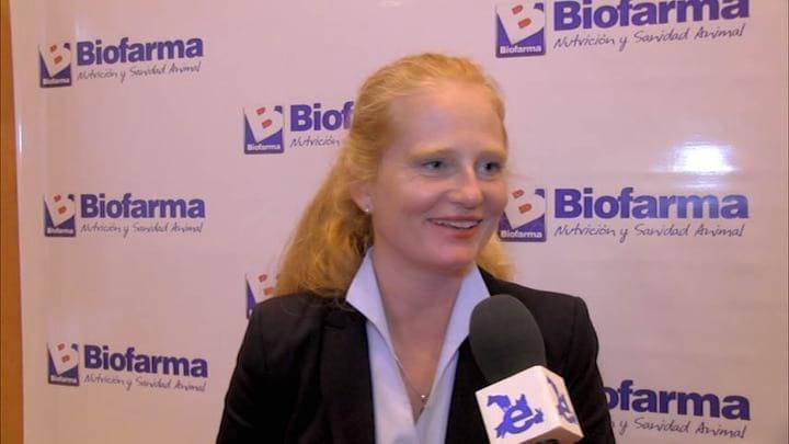 Micotoxinas en producci�n porcina: Verena Starkl