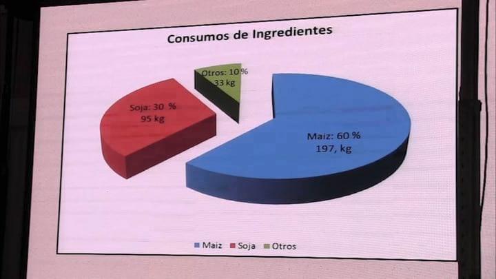 Optimizar costos de alimentaci�n en cerdos. Jorge Labala (Vetifarma)