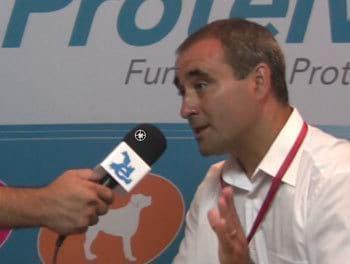 Plasma en dieta para cerdos: Javier Polo (APC) en AMVEC 2010