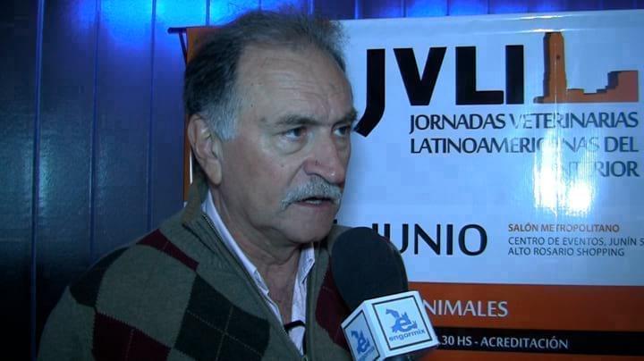 Jornadas Veterinarias Latinoamericanas del Interior: Ricardo Di Lucca