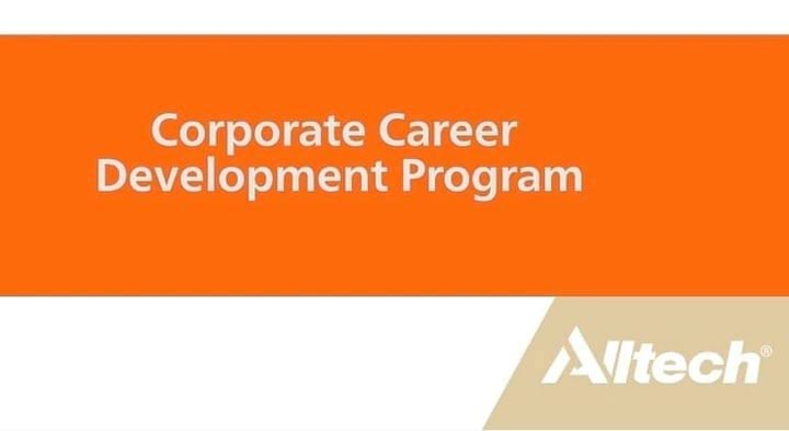 Alltech Corporate Career Development Program