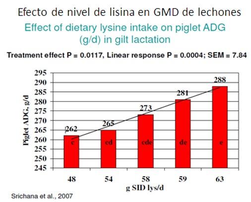 Impacto de los días no productivos (DNP) en la cantidad de lechones destetados por madre por año - Image 1