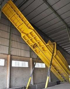 Recibo y descarga de graneles sólidos con plataformas volcadoras o equipos especializado - Image 2