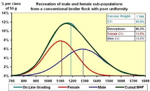 Male To Female Ratio Calculation