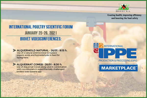 Biovet will present the results of two trials about natural preservatives and pronutrients at the IPSF - Image 1
