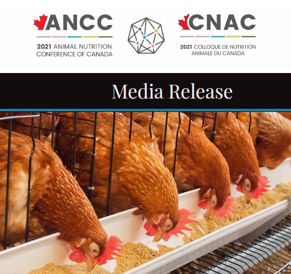 'Feeding the Future' at Animal Nutrition Conference of Canada May 10-14, 2021 - Image 1