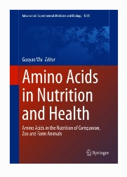 Dr. Guoyao Wu presents the second edition of Amino Acids: Biochemistry and Nutrition - Image 1