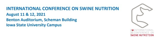 Iowa will host the 2021 International Conference on Swine Nutrition on August 11-12 - Image 1