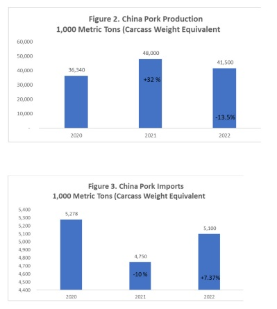 China pork production: 2022 forecast - Image 2