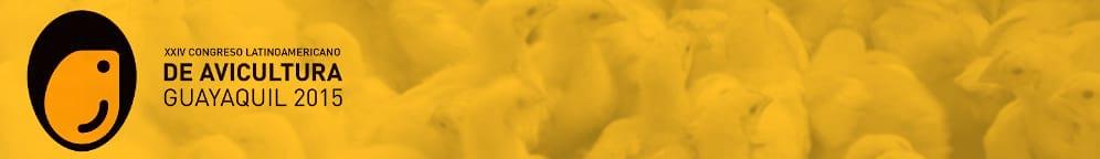 XXIV Congreso Latinoamericano de Avicultura 2015
