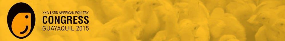 XXIV  Latin American Poultry Congress 2015
