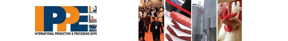 IPPE 2014 - International  Production & Processing Expo