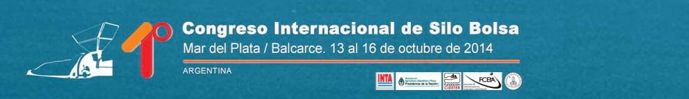 1º Congreso Internacional de Almacenamiento de Granos en Silo Bolsa