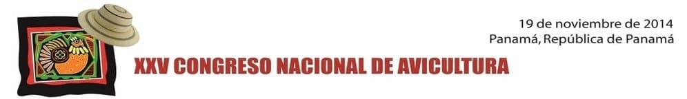 XXV Congreso Nacional de Avicultura 2014