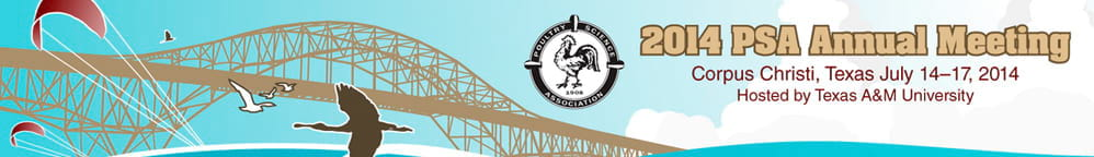 2014 Poultry Science Association Annual Meeting